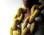 The Chunkiest Chain PDF Pattern (Crochet)