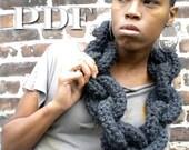 Big Daddy Chain PDF Pattern (Crochet)
