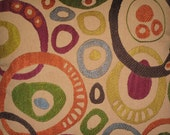 """SALE handmade abstract traditional circle bubble pattern Suzani Pillow Cover 19.5""""x19.5"""" inch"""