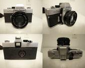 Minolta X-700 35mm SLR Camera with Minolta Rokkor 50mm 1.7 Prime Lens