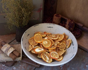 Orange Slices 8oz - Botanical - Home Decor - Citrus