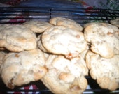 Soft and Chewy Caramel/Coffee Cookie