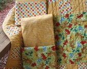 """Boy or Girl Toddler Bedding Set Featuring """"Clifford the Big Red Dog"""""""