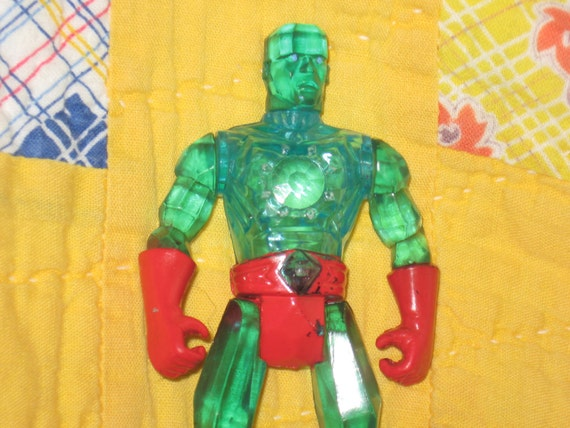 Vintage Crystar Action Figure, Remco 1982, Made in Hong Kong, FREE DOMESTIC SHIPPING