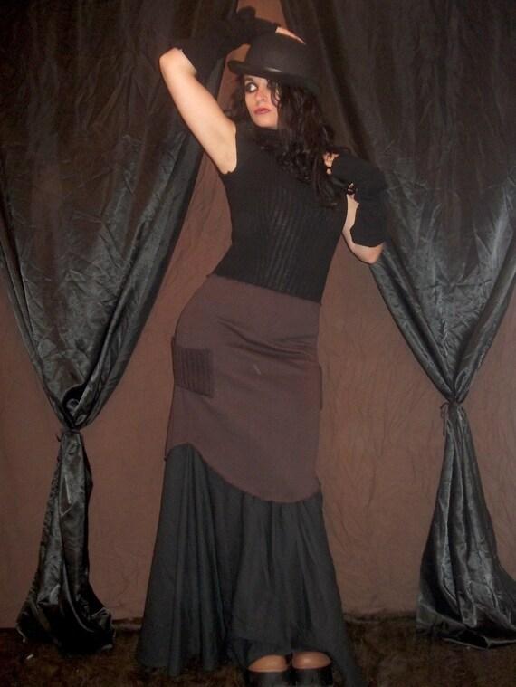RESERVED for forfraser8  Steampunk Madalan Dress