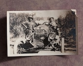 On Sale - 9 Arizona Hunting Party Snapshots From Around 1916