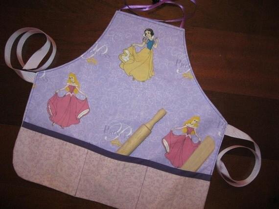 Disney Princess Apron
