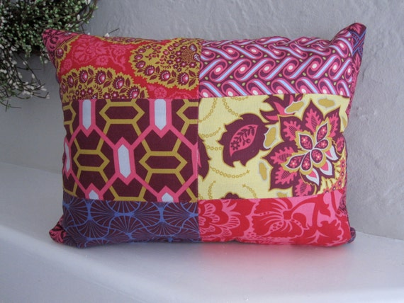 SALE- 40% OFF- Persian Princess Quilted Pillow-12x16- Joel Dewberry