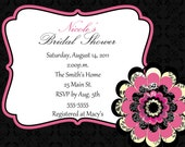 Bridal Shower/Birthday/Bachelorette Invitation (Digital)