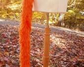 Orange Kitty Tail