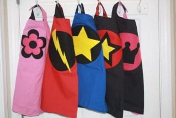 Children's Superhero Capes