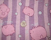 Boutique Boys are Pigs KNit fabric
