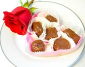 Valentine's day Soap gift set Chocolate Box - Valentine's day Soap  - heart shaped box - food soap - candy soap