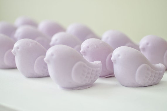 baby bird soaps by AubreyEApothecary on Etsy