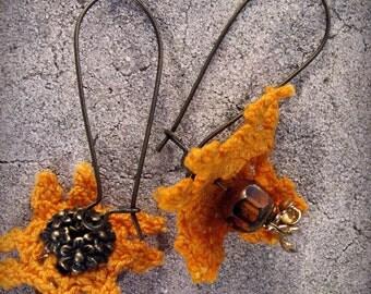 Sunflower Daze Earrings
