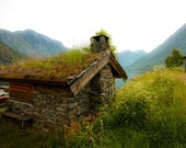 A little stone house in Norge