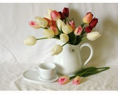 Fine art photo Still Life with Tulips (20 x30cm)