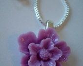Light Purple Necklace