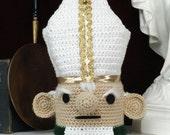 CUSTOM Toilet Poper - The Papal Toilet Paper Cozy