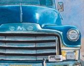 Prints of Taos Truck