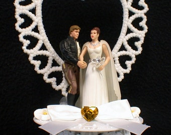 rude wedding cake toppers wars garter etsy 19454