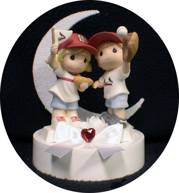 ... to Cardinals Baseball Wedding Cake Topper St Louis FANS on Etsy