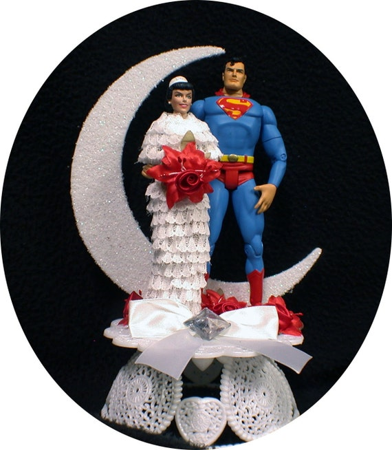 superman wedding cake toppers superman lois wedding cake topper groom top 20622