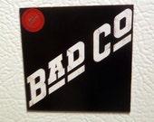 2 inch sq. Bad Company fridge magnet