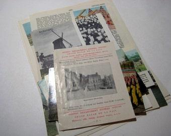 World map journal vintage etsy uk netherlands international travel vintage collage kit gumiabroncs Gallery