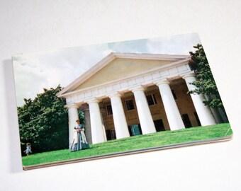 25 Vintage Virginia Chrome Postcards Blank - Wedding Guest Book
