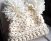 Baby Puffs Hat (Available in many colors)
