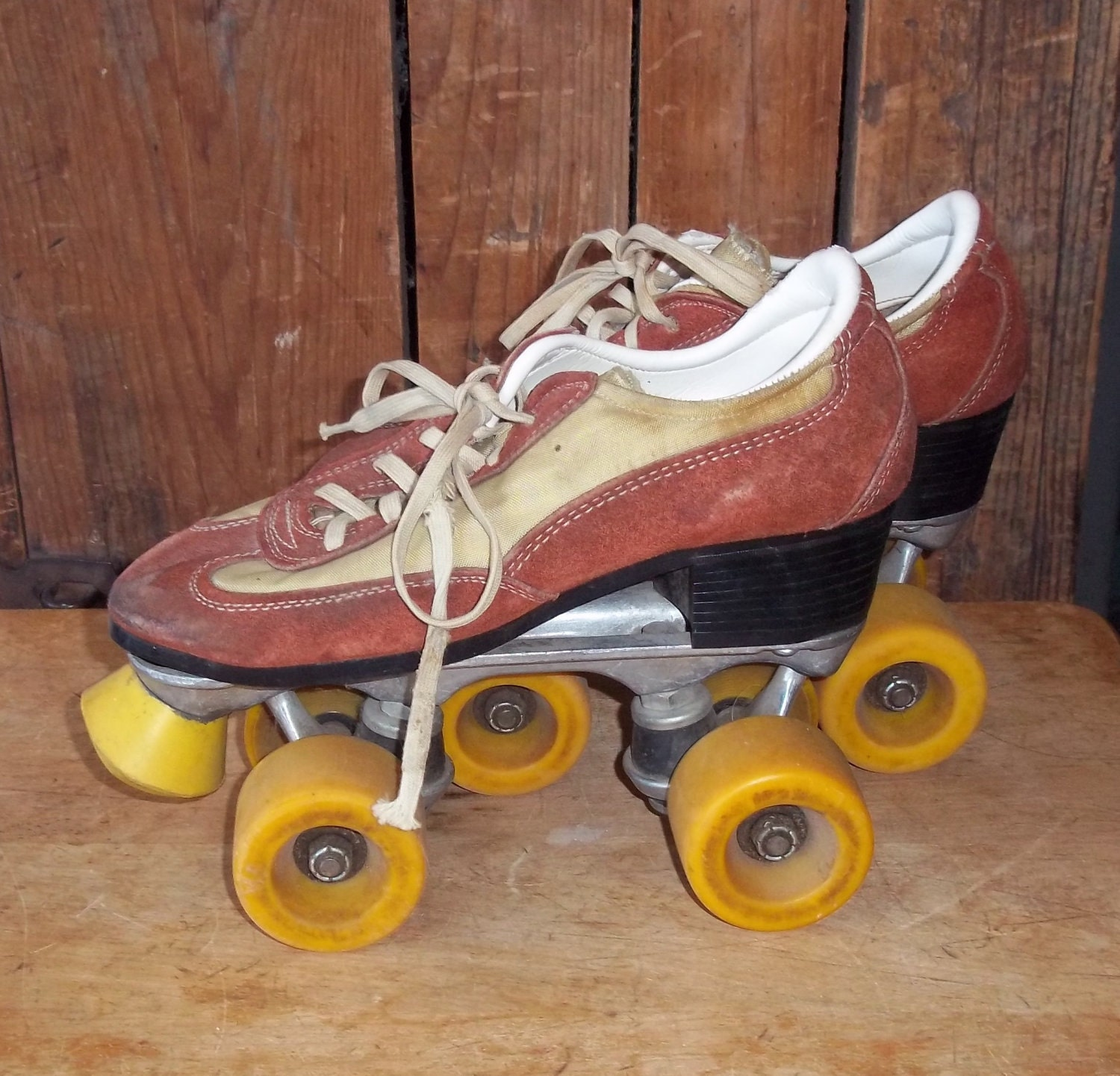 Sneaker Roller Skates 70s Vintage by Charie88 on Etsy