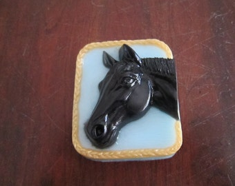 Horse Soap, you pick the scent/color