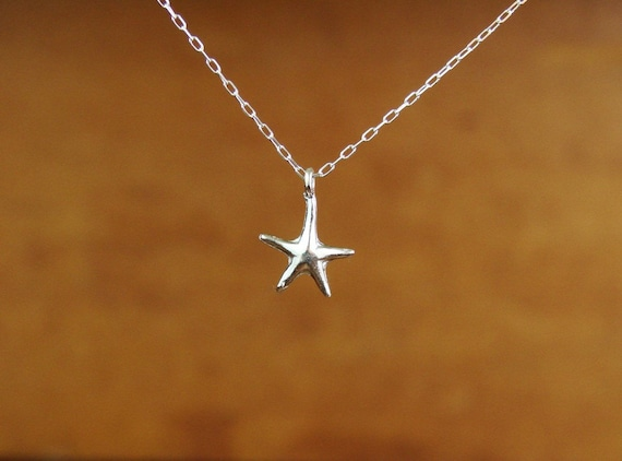 Sterling Silver Bright Charm Necklace