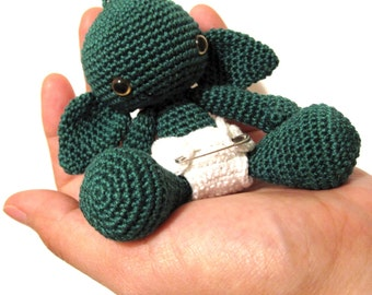 Pattern: Baby Goblin