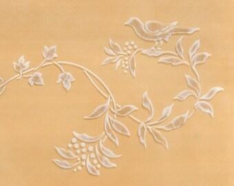Italian Pompeii Berries Stencil - DIY Wall Decals Look by Painting DIY Wall Mural Art