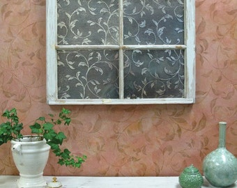 Large Endless Vine Stencil for Wall Decor and More
