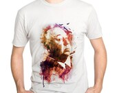 Alfred Hitchcock T-shirt / Mens or Womens Sizes S, M, L, XL, 2XL