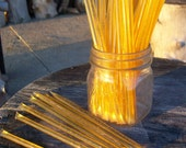 Honey Sticks -Summer Honey - 100 honey filled straws