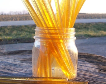 Honey Sticks  -Fall Honey - 100 honey filled straws