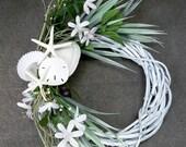 Beach Wreath for Wedding or Home