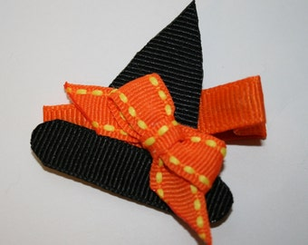 Witch Hat Hair Clip