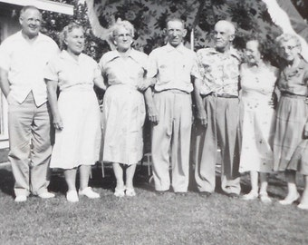 Picture of Family Reunion - 1940's