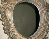 Chic French Style Ornate Mirror