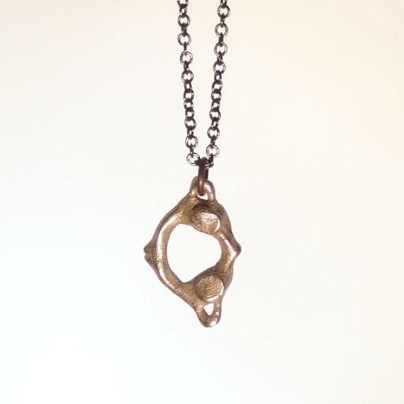 anatomical jewelry atlas c1 vertebra by mdavisstudios on etsy