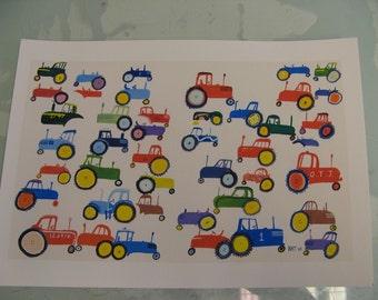 Tractors II