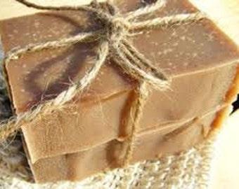 Sensual Sandalwood Handmade Soap