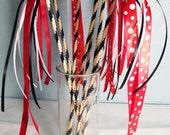 Minnie Mouse Ribbon Wands