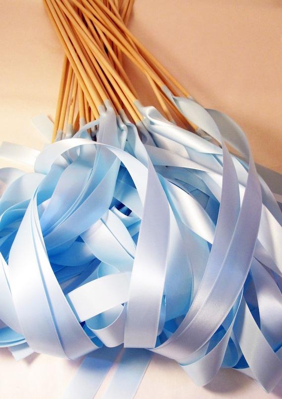 custom listing 20 light blue wands
