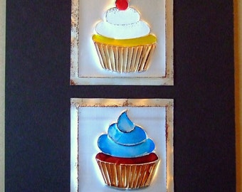 Recycled Pop Can Cupcakes